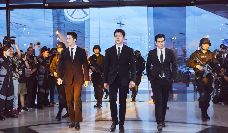 ถึงเวลาร่วมกันปกป้องโลกจากเหล่าร้าย นาย นภัทร, สน ยุกต์ และ ฌอห์น จินดาโชติ หัวหน้าหน่วยชิลล์ นัดรวมพลที่ 'The Marvel Experience Thailand'